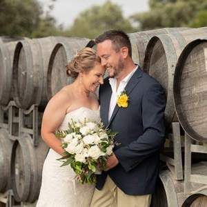 Ekhidna Wines Mclaren Vale Wedding