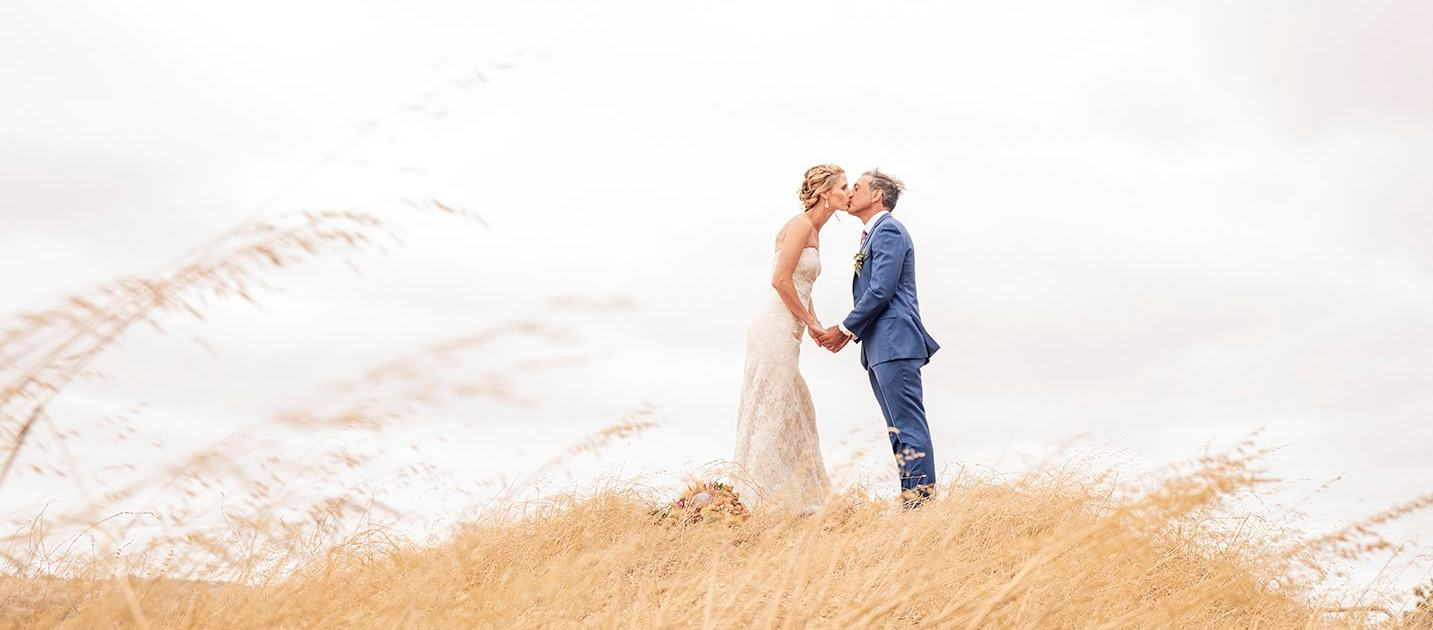 Crabtree farm wedding photo