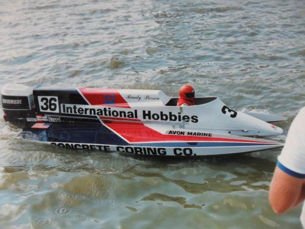 F1 V8 Pictures Mixed Outboard Racing