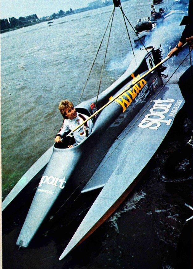 Lars F1-V8 Antverpen 1985