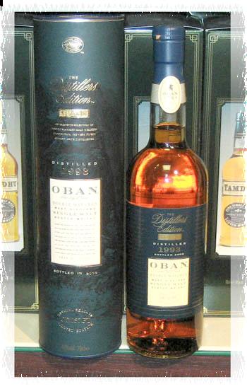 Oban 1993 Distiller Double Matured