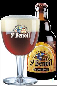 Saint Benoit Brune Bruin