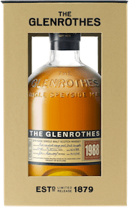 The Glenrothes Vintage 1988