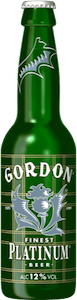 Birra Gordon Finest Platinum