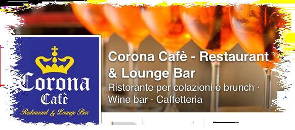 Inaugurazione Corona Cafè