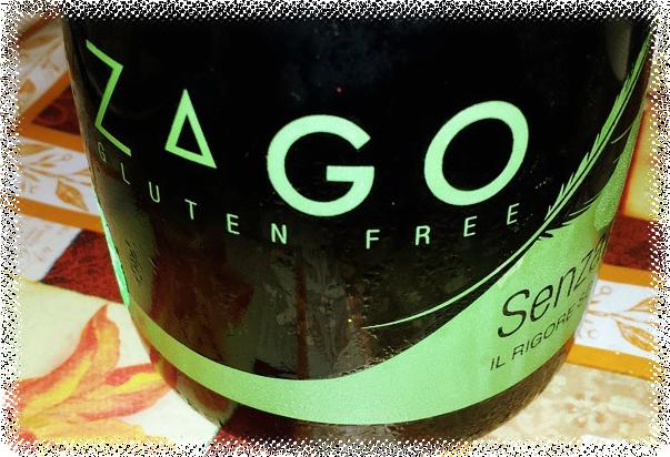 Zago Gluten Free 3,5 Birra Senza GlutineZago Gluten Free 3,5 Birra Senza Glutine