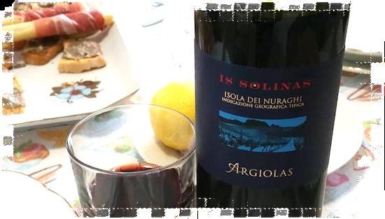Is Solinas Isola dei Nuraghi IGT Argiolas