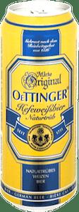 Birra Oettinger Hefeweissbier Naturtrub Lattina