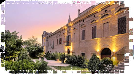 Castello di Semivicoli Alla Sera