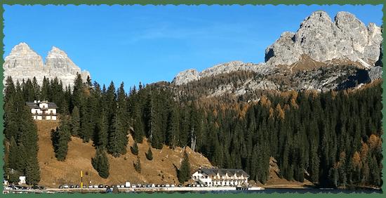 Quinz Locanda al Lago Misurina Dolomiti