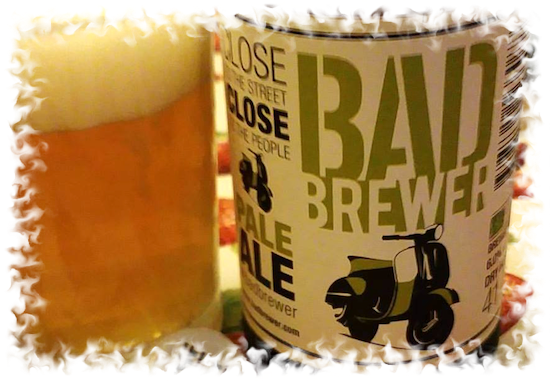 Birra Bad Brewer Pale Ale