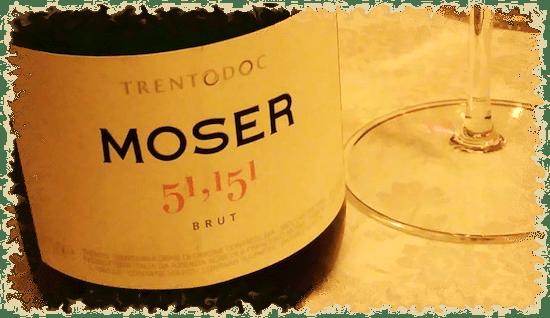 TrentoDOC Moser 51,151 Brut