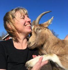 Eva Bertilsson - Hedersmedlem 2019