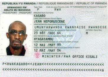 Rwanda pass