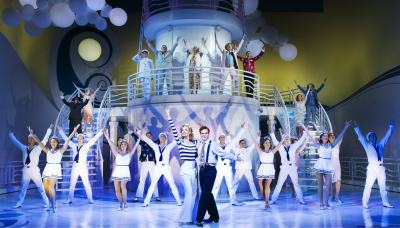 Anything goes på Det ny teater