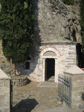 Simonopetra 051 - Pećina Sv.Simona - 011