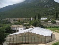 Velika Lavra 146 - okolina manastira