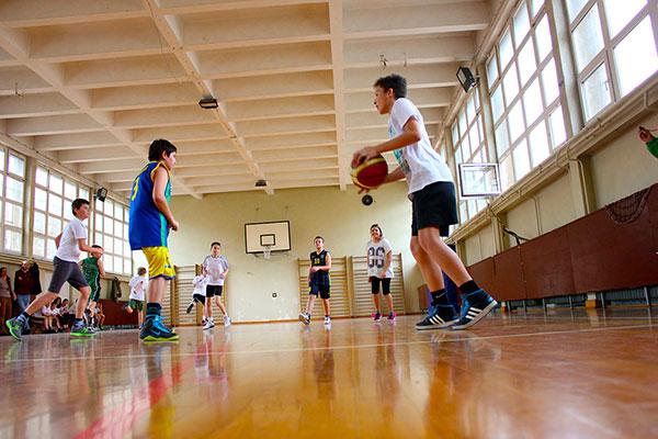 Утакмица кошаркашке секције ПСД Света Србија