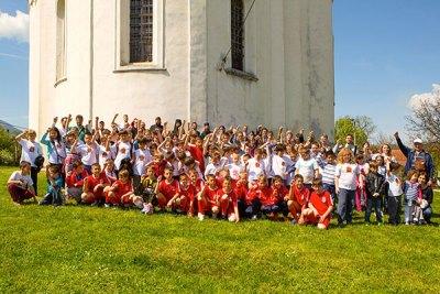 Спортски дан у Бољевцу