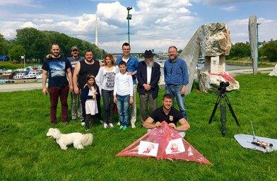 Света Србија окупила четири генерације
