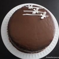 Chocolate Birds Milk Cake