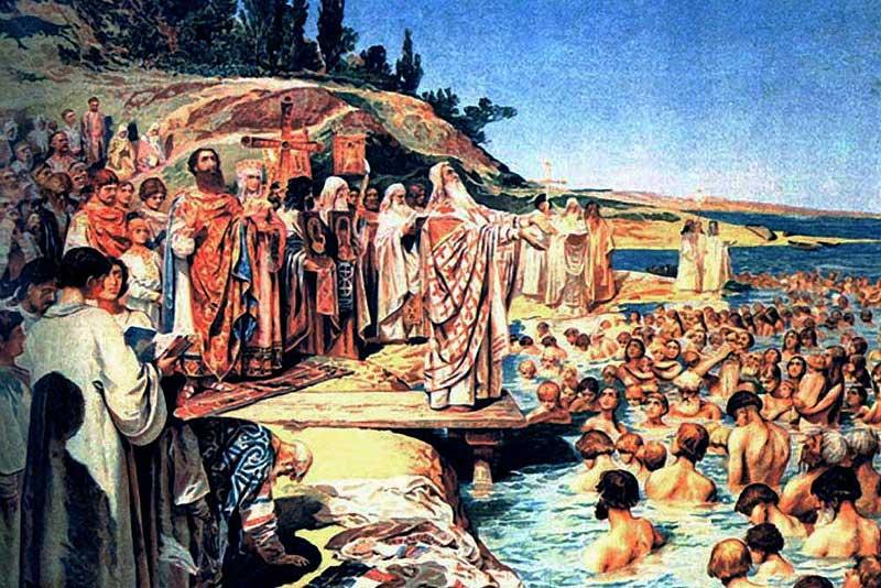 baptism lake
