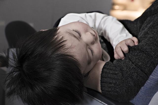 Оживување на починато дете