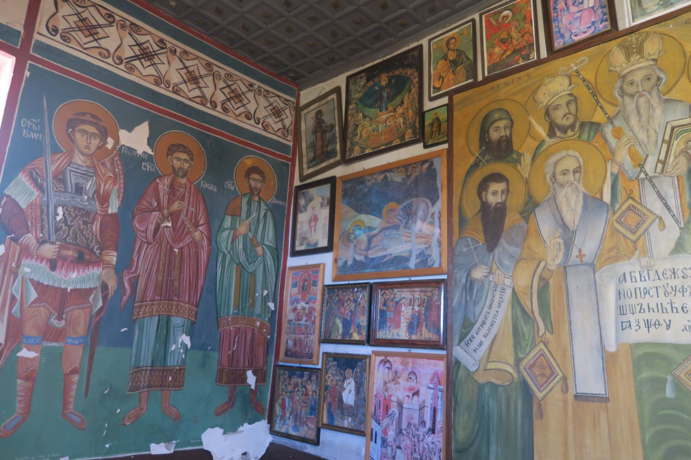 "Свети Еразмо ја ""платил"" фреската"