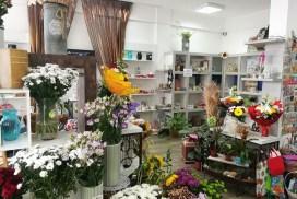 Цветочный магазин