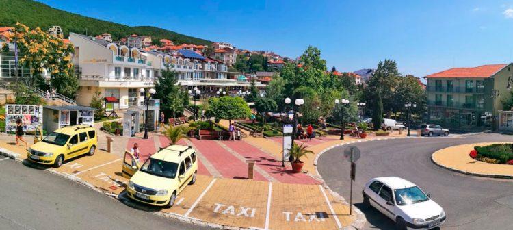 Такси в Свети Влас Болгария