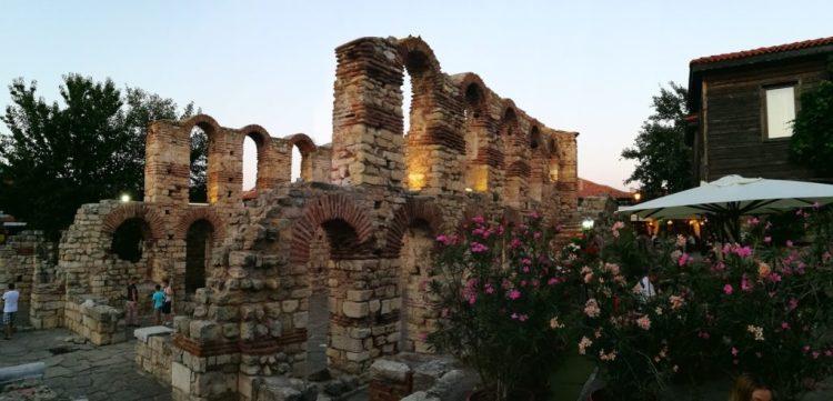 Базилика Святой Софии Несебр