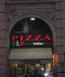 Итальянская трактовка VIP