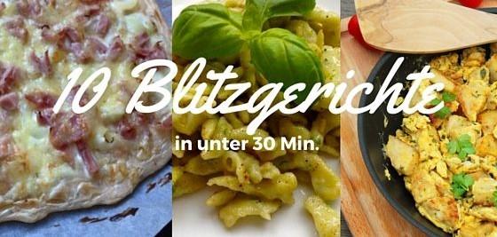 Top 10 Blitzgerichte für BLW-Babys, Kleinkinder und die ganze Familie
