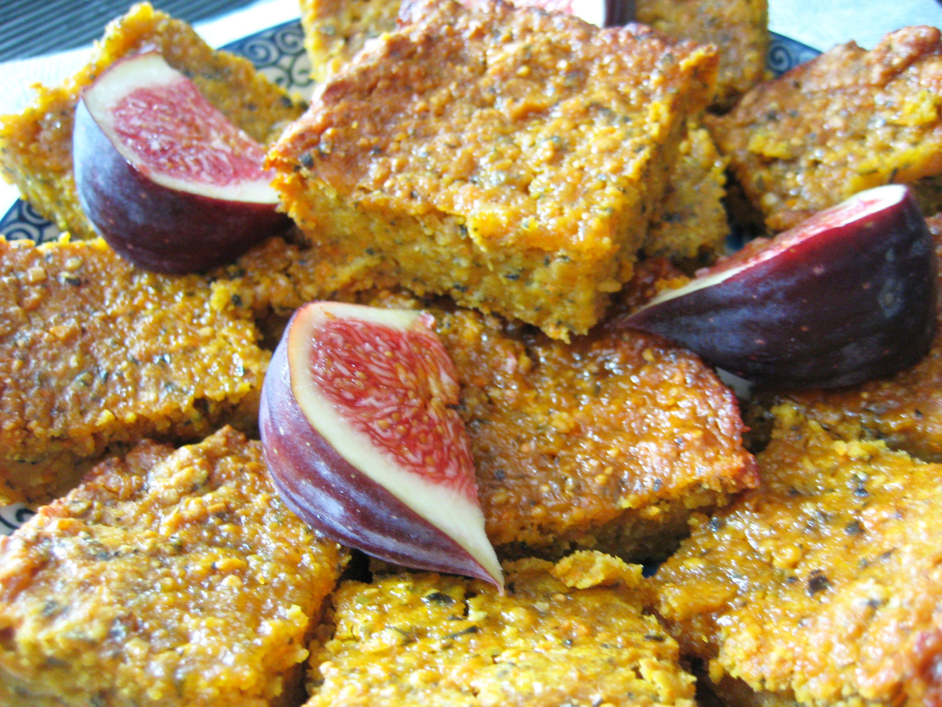 Vitaminkuchen mit Feigen