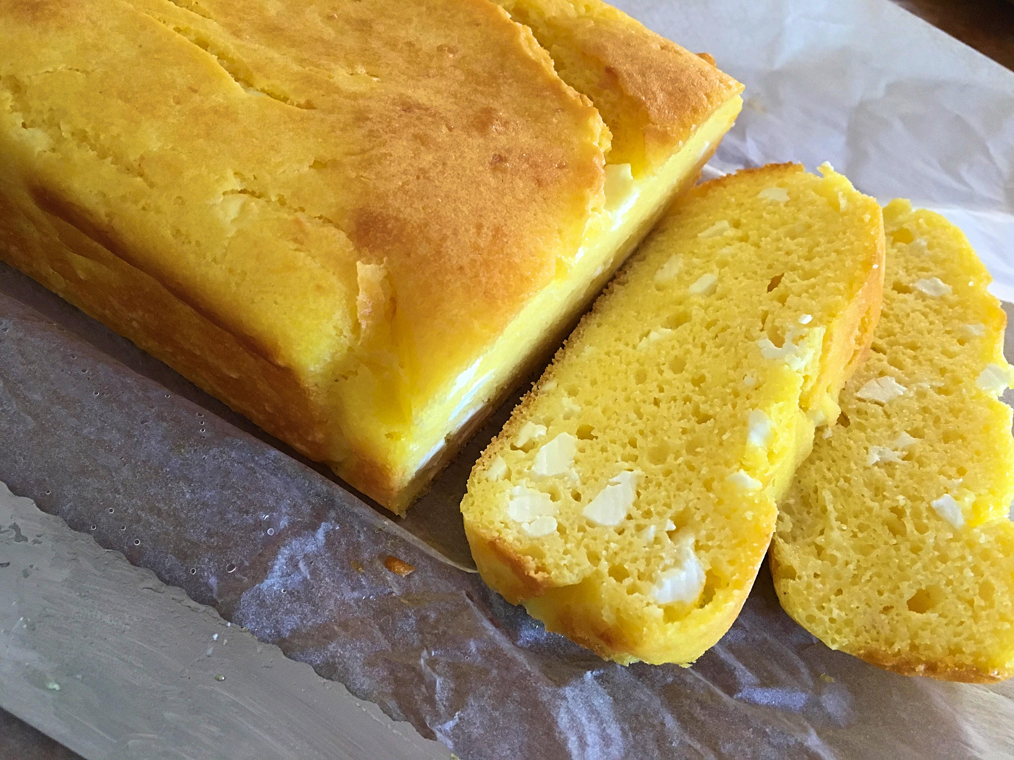 Projara: Mais-Käse Brot vom Balkan