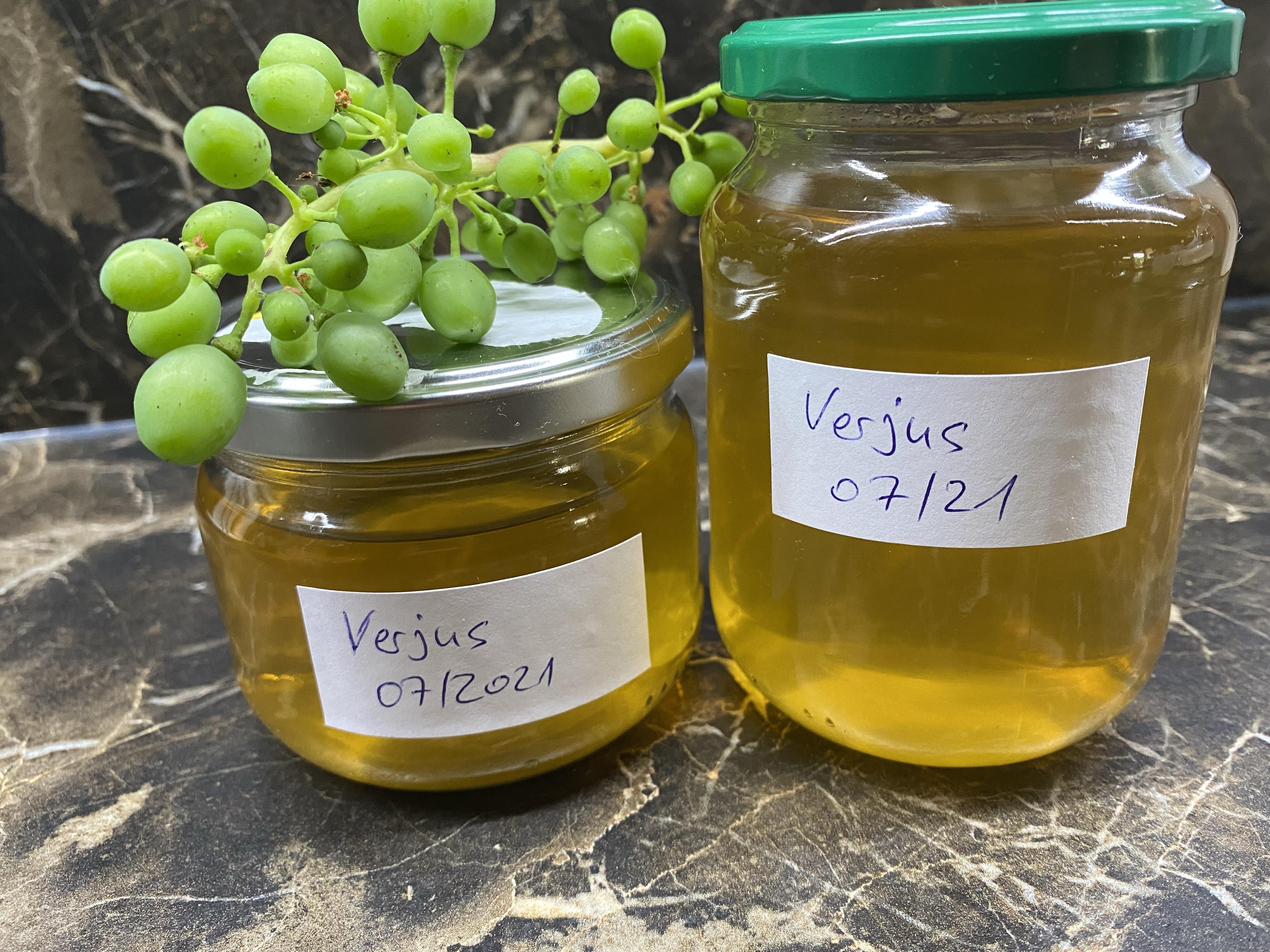 Verjus – Vergessene Naturmedizin neu entdeckt