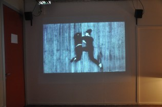 UNION, 2012, Film 2'31, dance performed by Melissa BLANC and Svetlana ZEHNDER