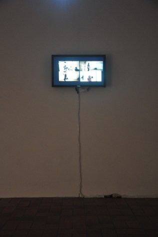 Hi, Dance !, 2012, performative installation, Festival [A Corps], Poitiers