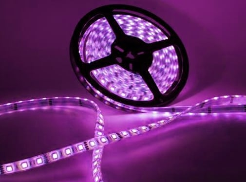 Светодиодная лента 15 цветов + пульт дистанционного управления