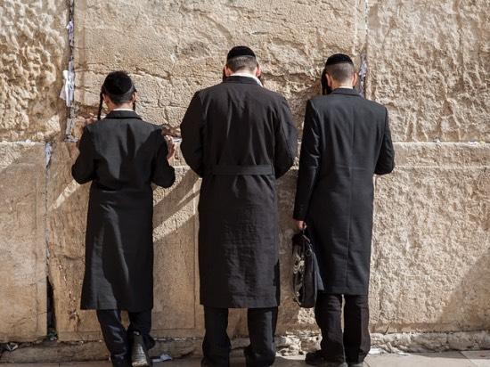Západní zeď, Jeruzalém