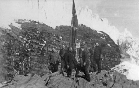 polárníci 1929