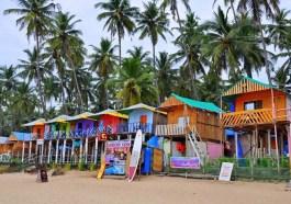 Pláž Goa