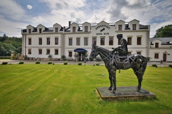Hotel uhradu Karlštejn
