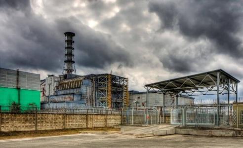 Reaktor 4 vČernobylu
