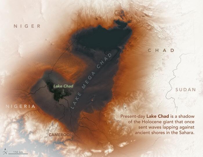 čadské jezero
