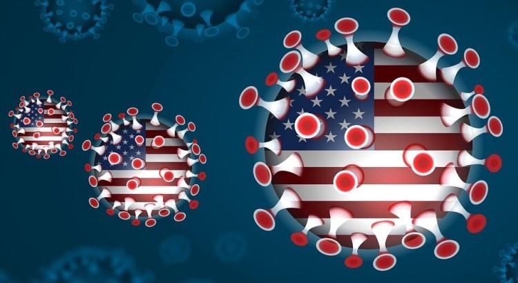 USA koronavirus