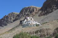 Klášterní komplex v údolí Spiti