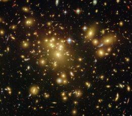 kupa galaxií