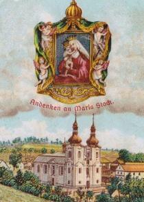Dobová pohlednice
