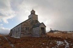 kostel město Adak